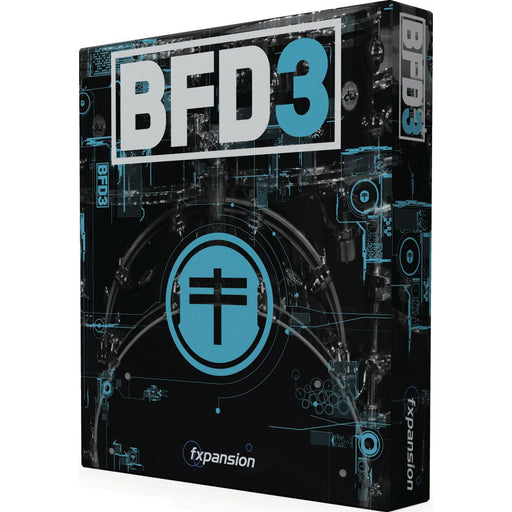 FXPansion BFD3 Drum Software - Full Version