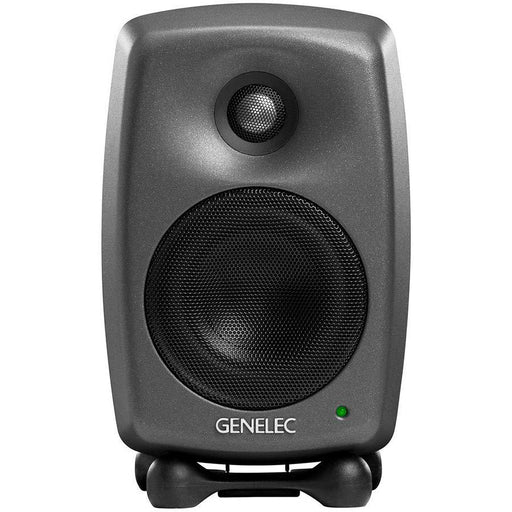 Genelec 8020 D Compact 2-Way Active Nearfield Monitor Matt Black - Single
