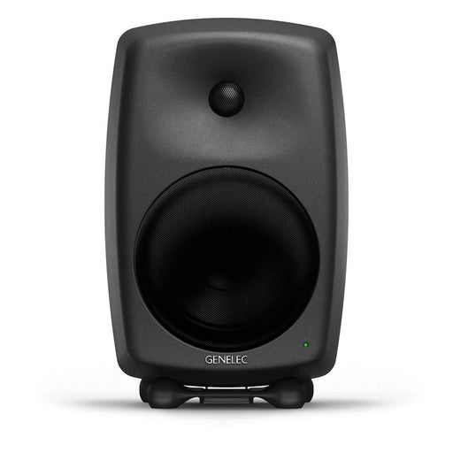 Genelec 8050B Compact 2-Way Active Nearfield Monitor Matt Black - Each