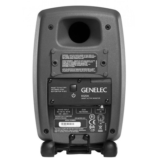 Genelec 8320A Bi-Amplified Smart Active Monitor (Dark Grey)