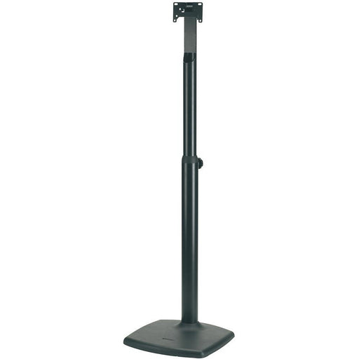 Genelec 8000-400 Floor Stand 1100/1700mm high (K&M 26785) Design monitor stand - structured black - Each