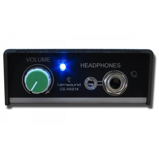 Glensound GS-HA014 - Headphone Amp For Under Desk With Loop