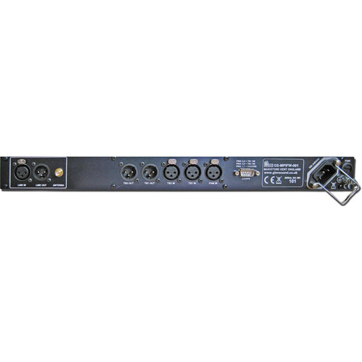 Glensound GS-MPIFW - Rackmount broadcasters mobile phone with four wire circuits.
