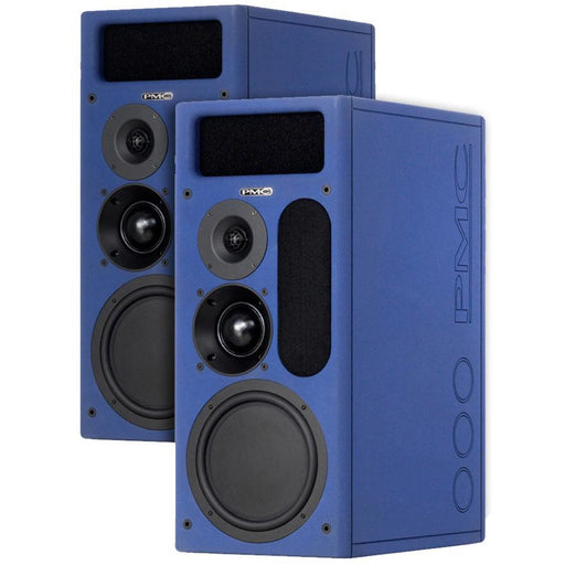 PMC IB2S-A activated studio monitors in Neo Black Pair (Actual speakers in Neo Black)