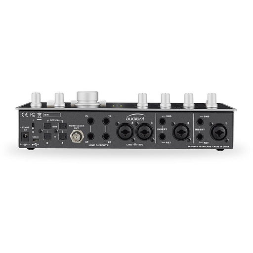 Audient iD44 - 20 in 24 out USB Audio Interface - B-Stock