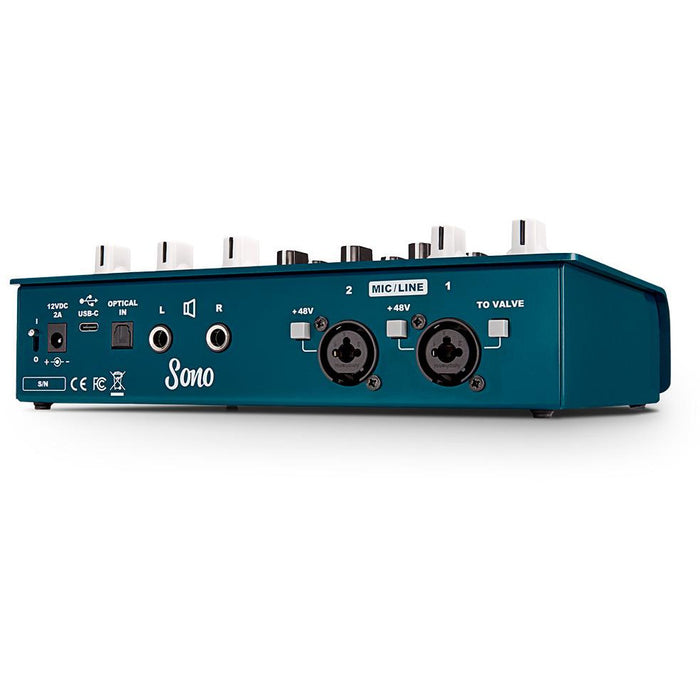 Audient Sono - Guitar Recording interface with AX7 Valve