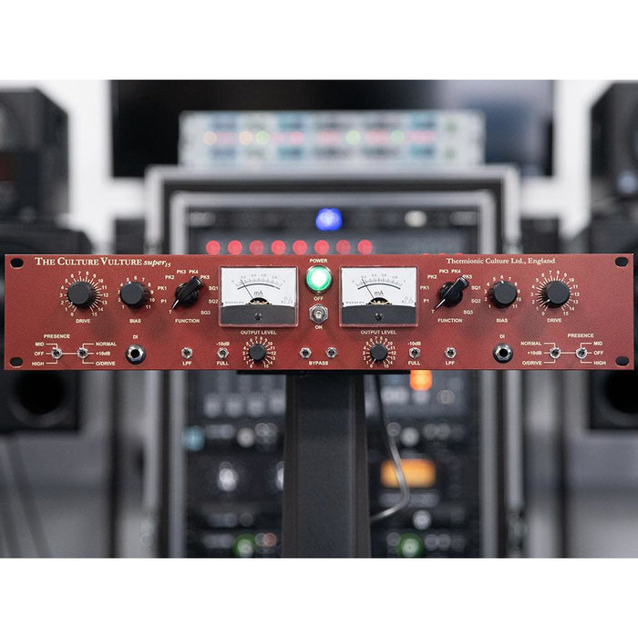 Thermionic Culture Vulture Stereo