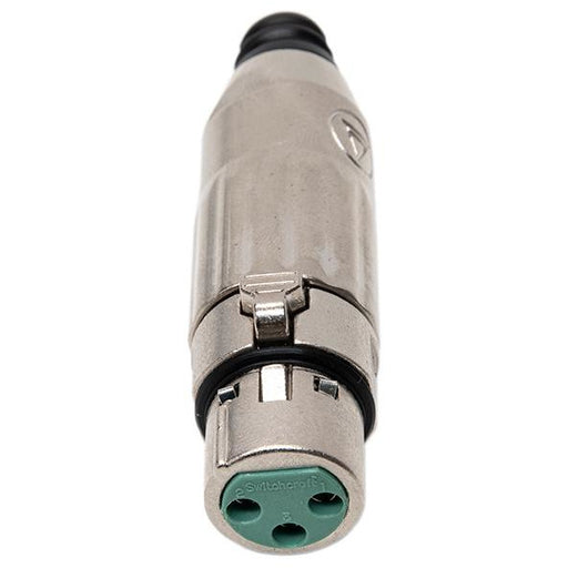 Switchcraft AAA3MZ Series 3 Pole Female XLR Nickel