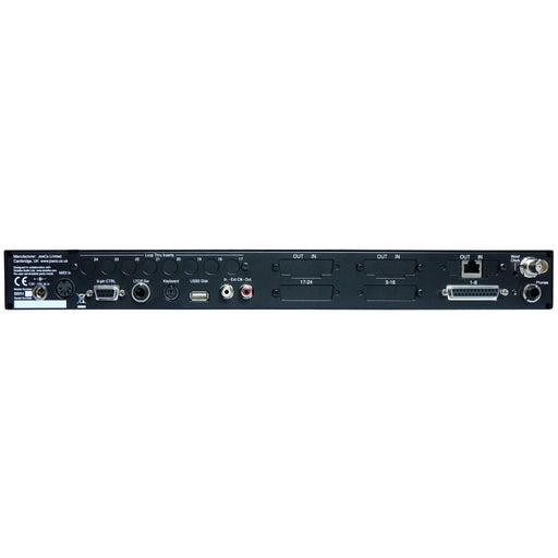 JoeCo BBR Dante BlackBox Recorder Track Audio Recorder (Dante)