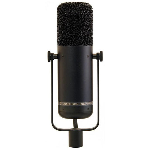 Josephson C715 - Mechanically variable omni or cardioid Microphone