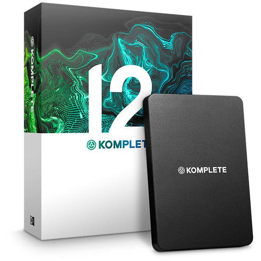 Native Instruments Komplete 12 Software Bundle