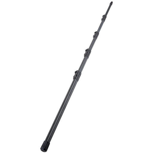 K&M 23790 - Professional carbon microphone fishing pole Extended
