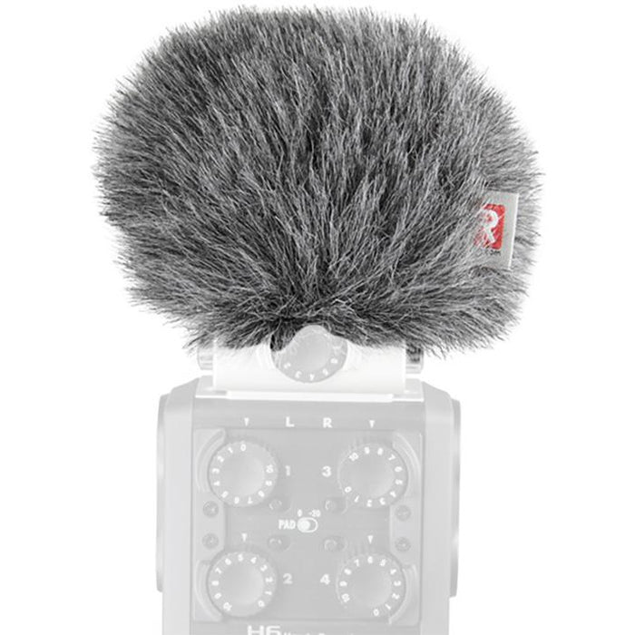 Rycote 055454 - Zoom H6 Mini Windjammer(s)