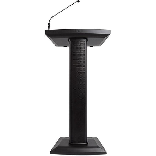 Denon Lectern Active - Amplified lectern with built-in speakers - Black
