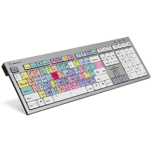 Logic Keyboard Adobe Illustrator CC PC Slim Line UK