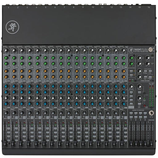 Mackie 1604-VLZ4 - 16-Channel 4-Bus Compact Mixer with 16 Mic Preamps