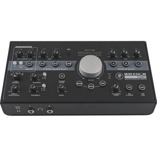 Mackie Big Knob Studio Plus