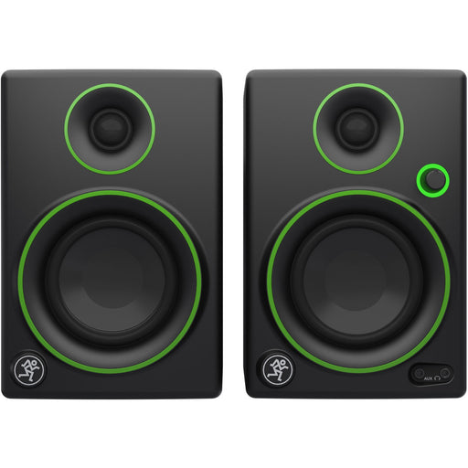 Mackie CR3 Active Multimedia Monitors Front