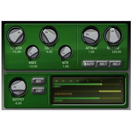 McDSP CompressorBank CD101