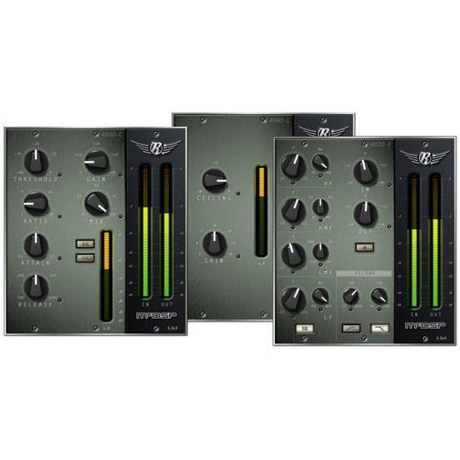 McDSP Retro Pack Native - AAX Native, RTAS, AU, AS