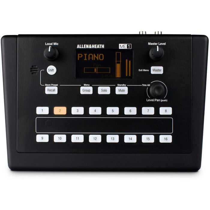 Allen & Heath ME-1 - 40 Channel Personal Monitoring System Front