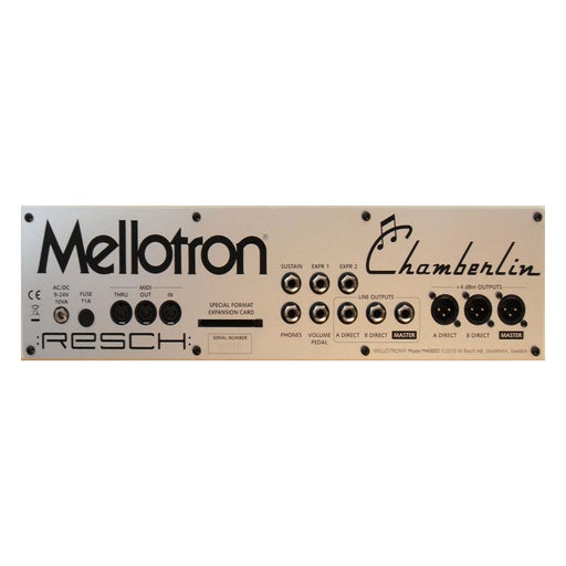Mellotron M4000D - Digital Version of the Classic Mellotron