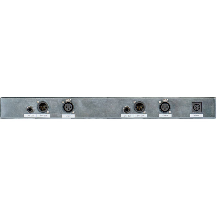 Daking MicPre II - Two-channel preamp