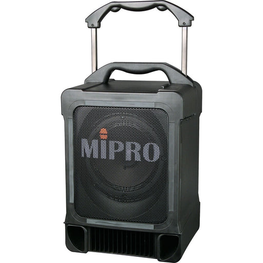 MiPRO MA707PA - 100w Portable PA System (no receiver fitted) Front