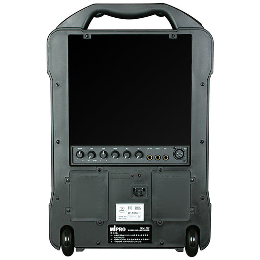 MiPRO MA707PA - 100w Portable PA System (no receiver fitted)