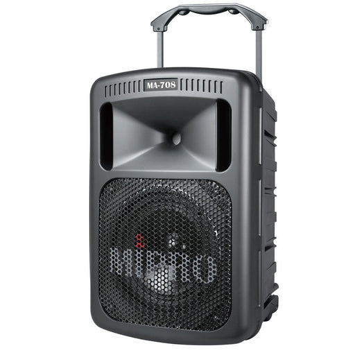MiPRO MA708 - 190w Portable PA System with CD Player Front