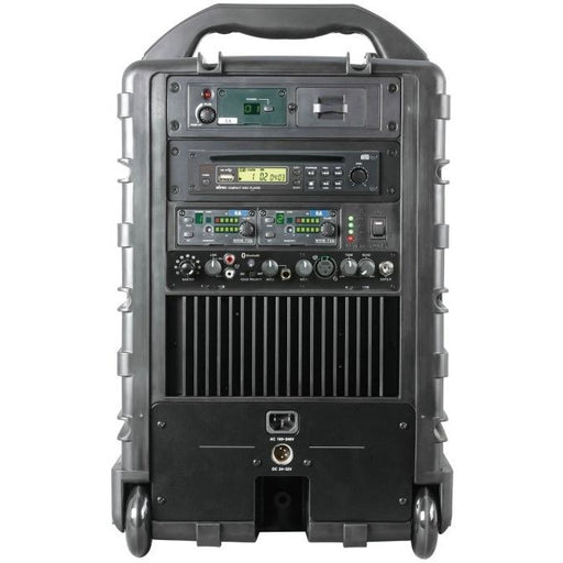 MiPRO MA708 - 190w Portable PA System with CD Player