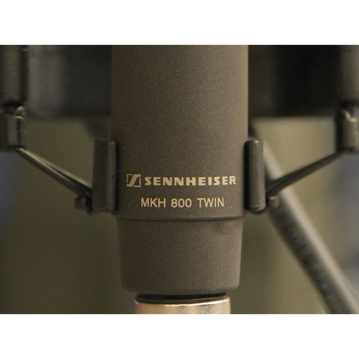 Sennheiser MKH 800 Twin Nx - Switchable RF Condenser Microphone - Nextel