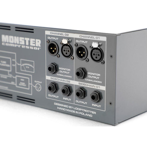 Looptrotter Monster 2 - Stereo Compressor/Distortion