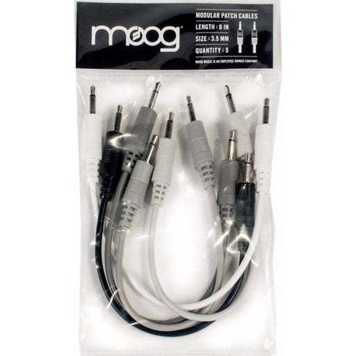 "Moog Mother-32 6"" Cables - Pack of 5"