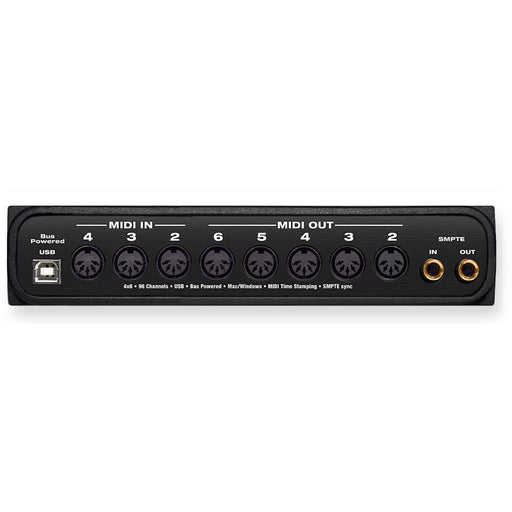 MOTU Micro Express - 4 x 6 USB MIDI Interface