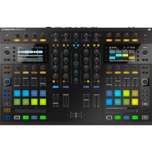 Native Instruments Traktor Kontrol S8 Top