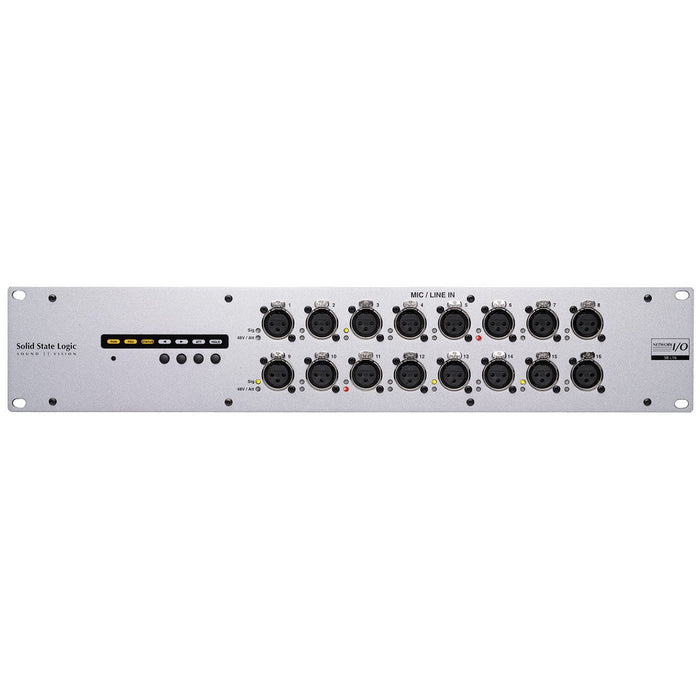 SSL Network I/O SB il6
