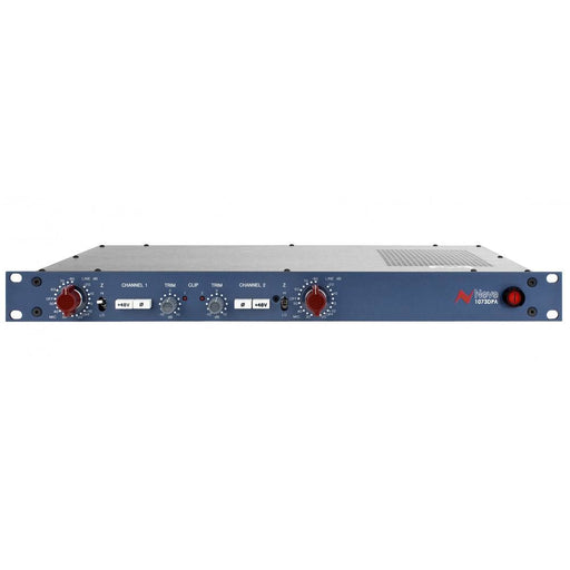 AMS Neve 1073 DPA Dual Mic Pre amp with analogue output - B-Stock