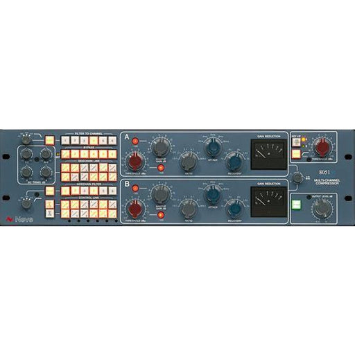 AMS Neve 8051 Surround Compressor - High End Analogue 5.1 comp