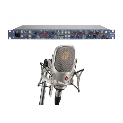 AMS Neve 8801 & Neumann TLM107 Nickel Bundle