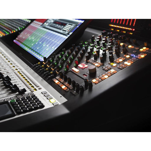 AMS Neve Genesys Black G32 Console (32 faders, 16 analogue channels & integrated DAW display) - B-Stock (Ex-Demo)