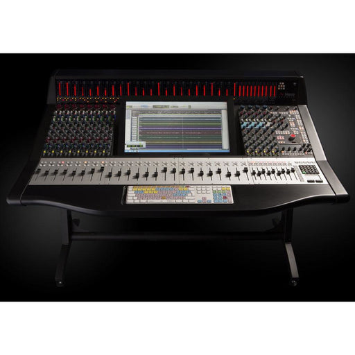 AMS Neve Genesys Black G16 Console (24 faders, 8 analogue channels & integrated DAW display)