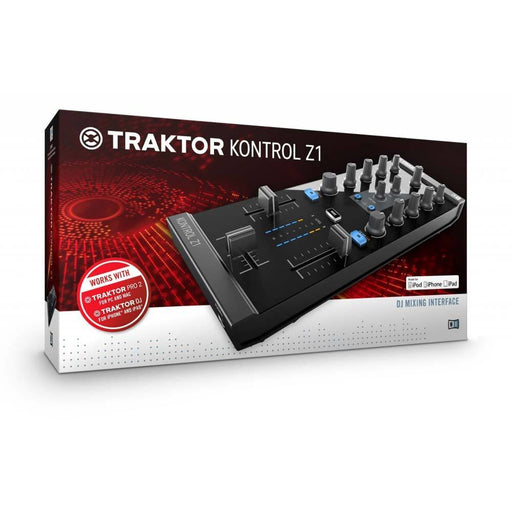 Native Instruments Traktor Kontrol Z1 - DJ Mixer for iOS Devices