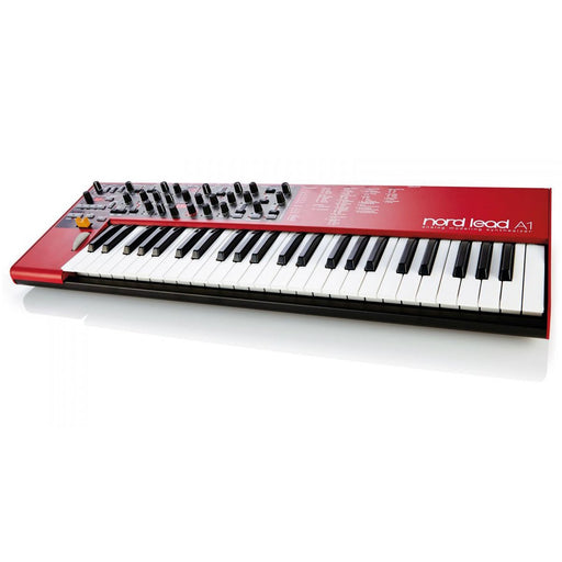 Clavia Nord Lead A1 Analogue Modelling Synthesizer Front Angle