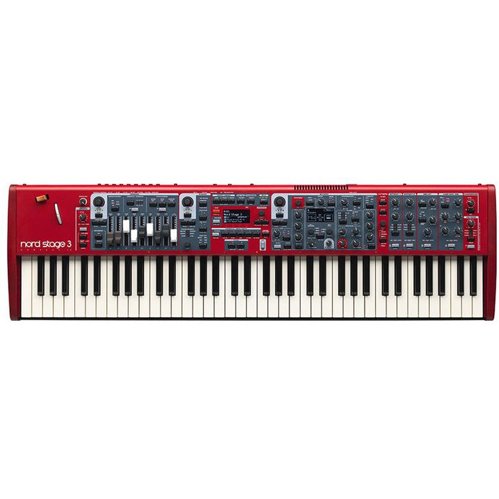 Clavia Nord Stage 3 Compact - 73-Note Digital Stage Piano