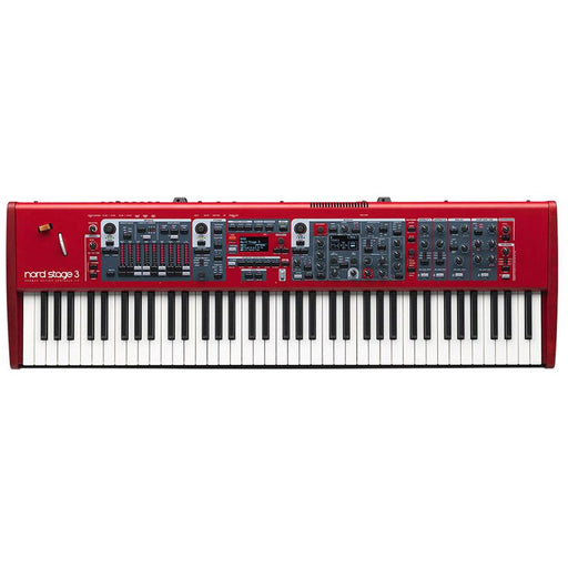 Clavia Nord Stage 3 HP76 - 76-Note Digital Stage Piano