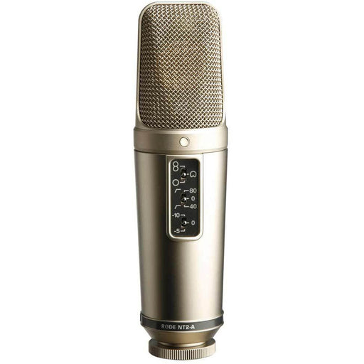 Rode NT2-A Studio Condenser Microphone Front
