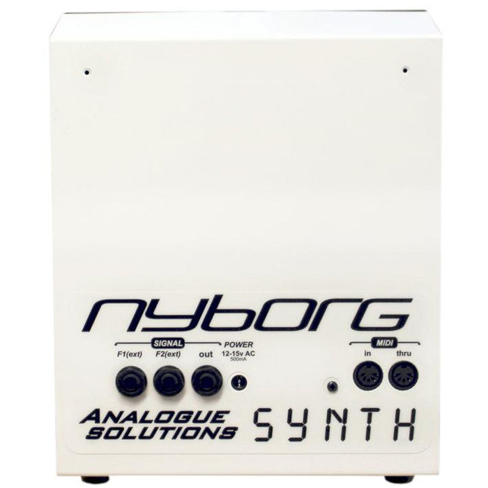 Analogue Solutions Nyborg-24 - Compact analogue synth - Moog filter