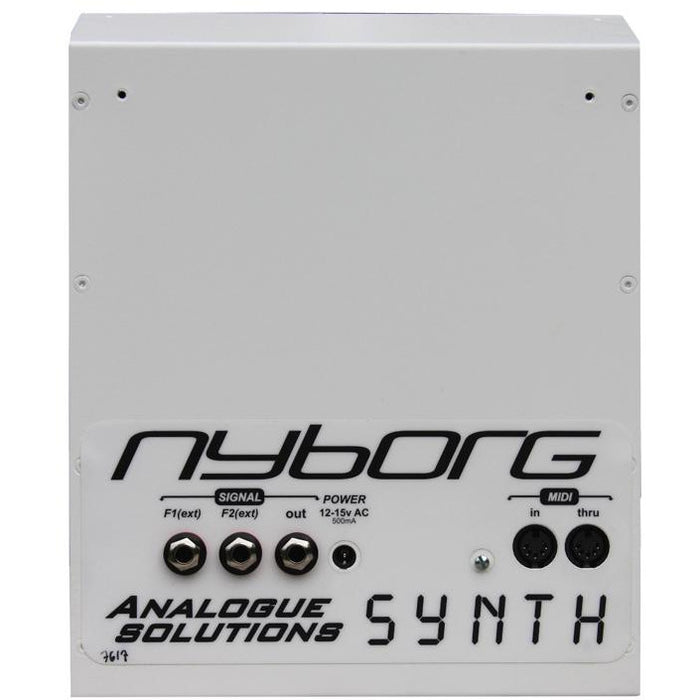 Analogue Solutions Nyborg-12 - Compact analogue synth - Oberheim filter