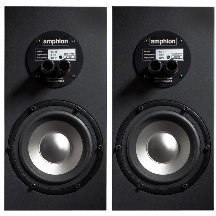 "Amphion One18 - 6.5"" 2-Way Passive Studio Monitors (Pair)"